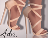 ~A; Nude Shoes