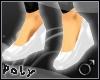 Wedge Heels .m. [white]