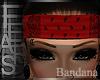 [ⅎ] Red Bandana.
