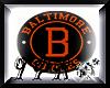 B'More Orioles Sticker