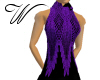 WYLLO Dance-Purple Lace