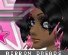 [V4NY] RD black/pink