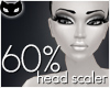 [SIN] Head Scaler