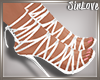 § April - Heels White