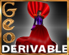 Geo Soverignty Gown V2