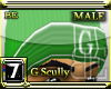 [BE] G SCULLY GREEN