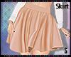 S Peach Skirt