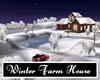 [bamz]WINTER farm house