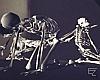 ϟ Skeleton Sofa