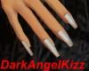 Long Nails ~ Silver