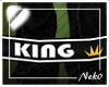 *NK* King Body Sign