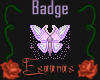 Intuitive Badge