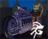 G-Quad Drag Bike