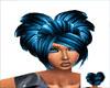 Blue Heart hair