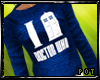 !!P] DoctorWho Sweater F