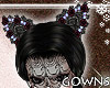 Halloween cat ears +veil