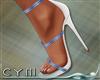 Cym Elegant Blue Shoes