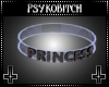 PB Princess Collar Mesh