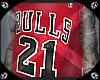 Bulls 21 Red