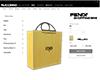 Fndi shoppin bag