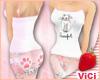 ! ViCi-PJ Party Pink Cat