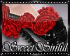 Ss✘Pvc Bones Heel |Red