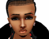 7 face piercings RED