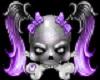 Purple/Dark Skull2