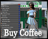 Buy Coffee Flash Banner
