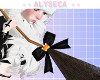 Aly! CandyCorn Broom