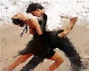 Salsa Dance Art II