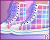 K|KawaiiPlaidShoes