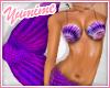 [Y] Mermaid Fit ~ Violet
