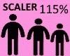 Scaler 115%