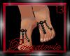 (P) Black Foot Pearls