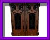 (sm)animated wood door