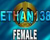 ST Bajoran Badge Female