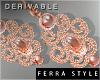 ~F~DRV Flora Earrings