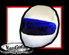VG WHITE RACING Helmet