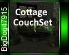[BD]CottageCouchSet
