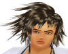 HAIR STYLE BROWN W/BLACK