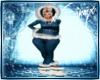 eskimo blue pants
