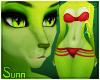 S: Grinch fur