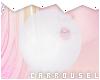 Cute White Bubble