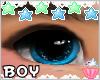 Cakemonsta Eyes Blue