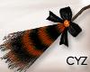 !CYZ Witch Broom
