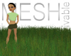 Grass Patch Med MESH