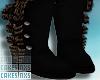 Boots w/Fur