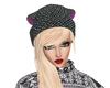 Blonde Eirlys cat hat