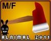Firemans Axe M/F